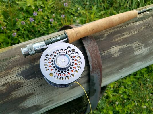 Clearwater fishing rod