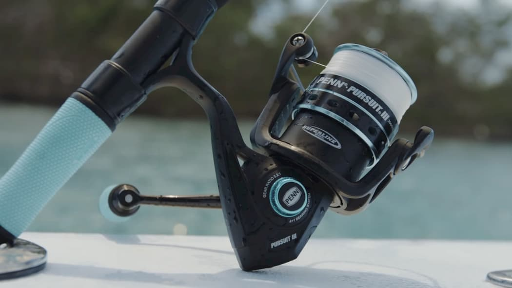 Penn Pursuit 3 spinning fishing reel